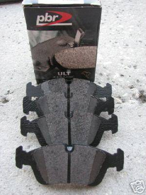Ceramic - Front Ceramic Brake Pads