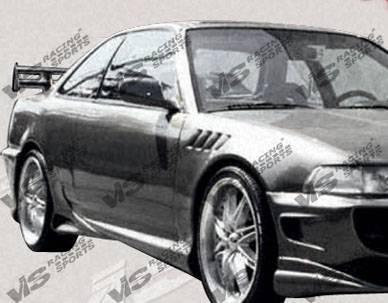 VIS Racing - Acura Integra 2DR VIS Racing Kombat Side Skirts - 90ACINT2DKOM-004