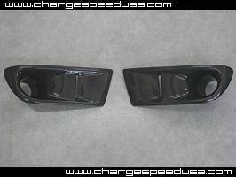 Chargespeed - Lexus IS Chargespeed Brake Ducts - Pair