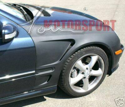Custom - W203 Lorinsor Fenders Pair