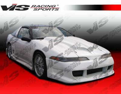VIS Racing - Mitsubishi Eclipse VIS Racing Battle Z Side Skirts - 90MTECL2DBZ-004