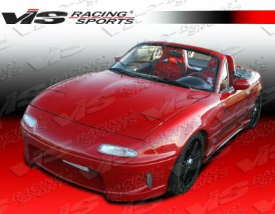VIS Racing - Mazda Miata VIS Racing RE Side Skirts - 90MZMX52DRE-004