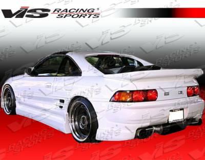 VIS Racing - Toyota MR2 VIS Racing Blaze Side Skirts - 90TYMR22DBD-004