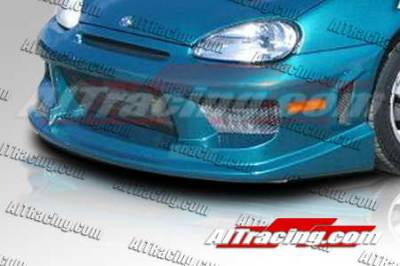AIT Racing - Mazda MX3 AIT Racing Drift Style Front Bumper - MX390HDFSFB