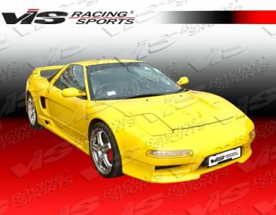 VIS Racing. - Acura NSX VIS Racing GT Widebody Side Skirts - 91ACNSX2DGTWB-004
