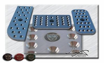 Custom - Aluminum Pedals