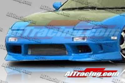 AIT Racing - Nissan 240SX AIT Racing G Power Style Front Bumper - N24089HIGPSFB