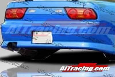 AIT Racing - Nissan 240SX AIT Racing G Power Style Rear Bumper - N24089HIGPSRB