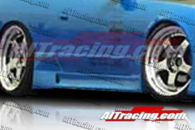 AIT Racing - Nissan 240SX AIT Racing G Power Style Side Skirts - N24089HIGPSSS