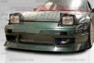 AIT Racing - Nissan 240SX AIT Racing M4 Style Front Bumper - N24089HIURAFB