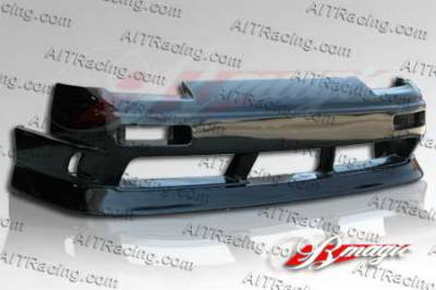 AIT Racing - Nissan 240SX AIT Racing Type-X Style Front Bumper - N24089HIXSDFB