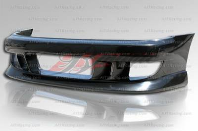 AIT Racing - Nissan 240SX AIT Racing D1-2 Style Front Bumper - N24095BMUSDIIFB