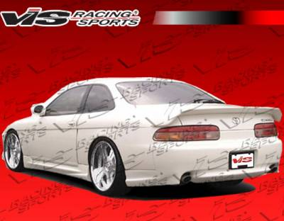 VIS Racing - Lexus SC VIS Racing Invader Side Skirts - 92LXSC32DINV-004