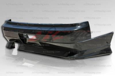 AIT Racing - Nissan 240SX AIT Racing D1 Style Rear Bumper - N24095BMUSDRB