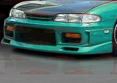 AIT Racing - Nissan 240SX AIT Racing Charger Style Front Bumper - N24095HICHGFB