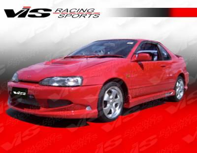 VIS Racing - Toyota Paseo VIS Racing J Speed Side Skirts - 92TYPAS2DJSP-004