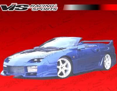 VIS Racing - Chevrolet Camaro VIS Racing Venus Side Skirts - 93CHCAM2DVEN-004