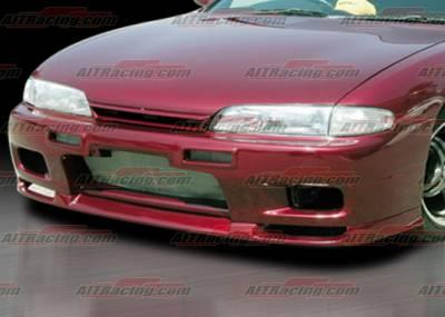 AIT Racing - Nissan 240SX AIT Racing R33 Style Front Bumper - N24095HIR33FB