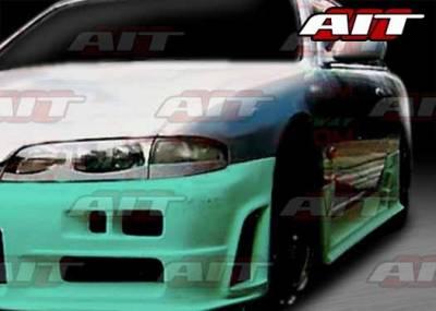 AIT Racing - Nissan 240SX AIT Sky Style Side Skirts - N24095HISKYSS