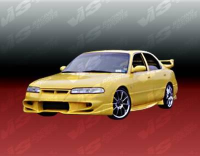 VIS Racing - Mazda 626 VIS Racing Invader Side Skirts - 93MZ6264DINV-004