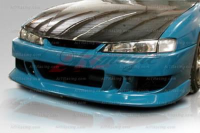 AIT Racing - Nissan 240SX AIT Racing D1-2 Style B-Magic Front Bumper - N24097BMUSD2FB