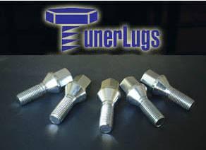 Custom - BMW Chrome Tuner Lug Nuts -20 Pieces