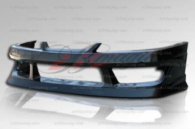 AIT Racing - Nissan 240SX AIT Racing D1 Style B-Magic Front Bumper - N24097BMUSDFB