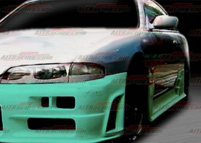 AIT Racing - Nissan 240SX AIT Racing Sky Style Side Skirts - N24097HISKYSS