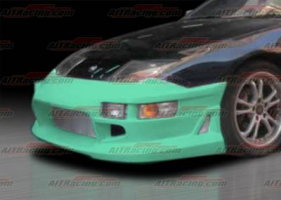 AIT Racing - Nissan 300Z AIT Racing CW Style Front Bumper - N30090HICWSFB