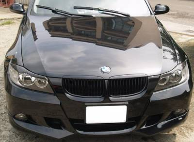Custom - AC E90 Body Kit - Plastic