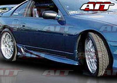 AIT Racing - Nissan 300Z AIT VS Style Side Skirts - N30090HIVSSS