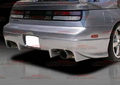 AIT Racing - Nissan 300Z AIT Racing VS Style Rear Bumper - N3090HIVSSRB