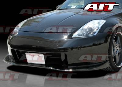 AIT Racing - Nissan 350Z AIT Nismo 3 Style Front Bumper - N3502BMNMO3FB
