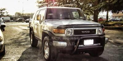 Black Horse - Toyota FJ Cruiser Black Horse Bull Bar Guard with Skid Plate