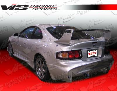 VIS Racing - Toyota Celica VIS Racing Invader Side Skirts - 94TYCEL2DINV-004