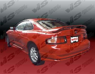 VIS Racing - Toyota Celica VIS Racing Z max Side Skirts - 94TYCEL2DZMX-004