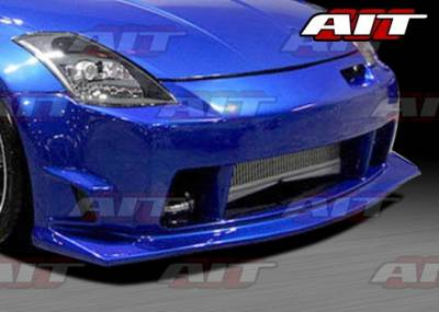 AIT Racing - Nissan 350Z AIT ING-2 Style Front Bumper - N3502HIING2FB