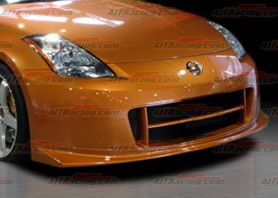 AIT Racing - Nissan 350Z AIT Racing Nismo 2 Style Front Bumper - N3502HINMO2FB
