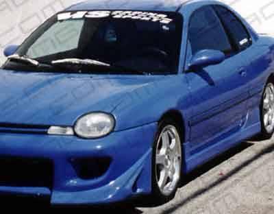 VIS Racing - Dodge Neon 2DR VIS Racing TSC Side Skirts - 95DGNEO2DTSC-004