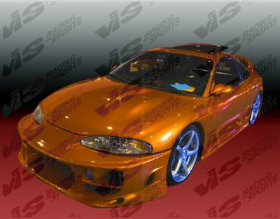 VIS Racing - Mitsubishi Eclipse VIS Racing Ballistix Side Skirts - 95MTECL2DBX-004