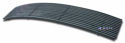 APS - Nissan 350Z APS Billet Grille - Upper - Aluminum - N65414A