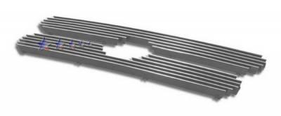 APS - Nissan Xterra APS Billet Grille - Upper - Aluminum - N65436A