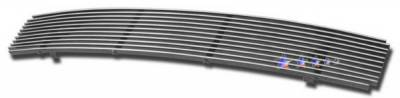 APS - Nissan Maxima APS Billet Grille - Bumper - Stainless Steel - N66464S