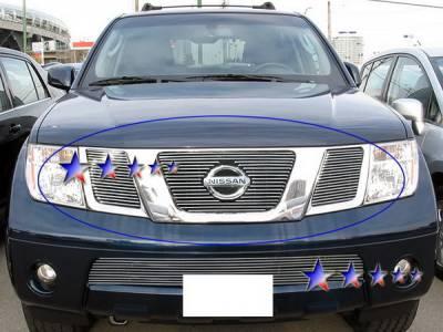 APS - Nissan Pathfinder APS Grille - N66509A