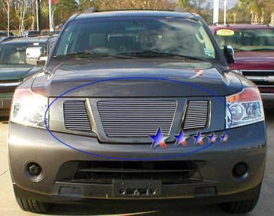 APS - Nissan Armada APS Grille - N66521A