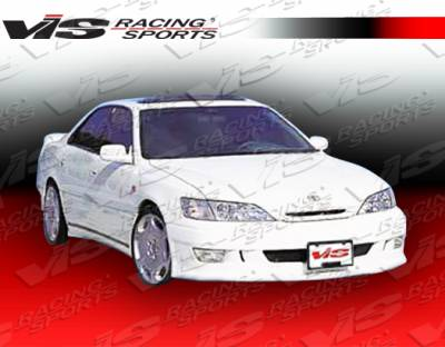 VIS Racing - Lexus ES VIS Racing VIP Side Skirts - 97LXES34DVIP-004
