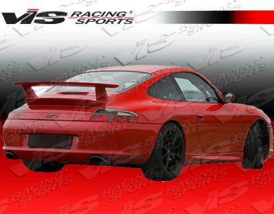 VIS Racing - Porsche Boxster VIS Racing D3 Side Skirts - 97PSBOX2DD3-004