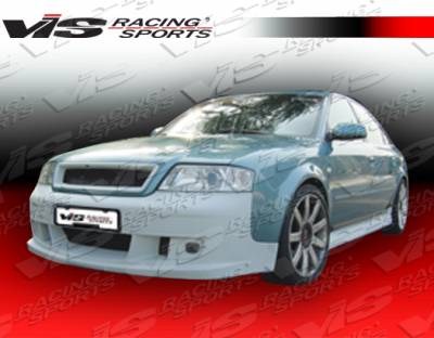 VIS Racing - Audi A6 VIS Racing Euro Tech Side Skirts - 98AUA64DET-004