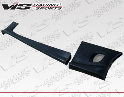 VIS Racing - Ford Ranger VIS Racing Striker Side Skirts - 98FDRAN2DEXSTR-004