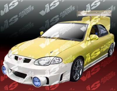 VIS Racing - Ford ZX2 VIS Racing EVO Side Skirts - 98FDZX22DEVO-004